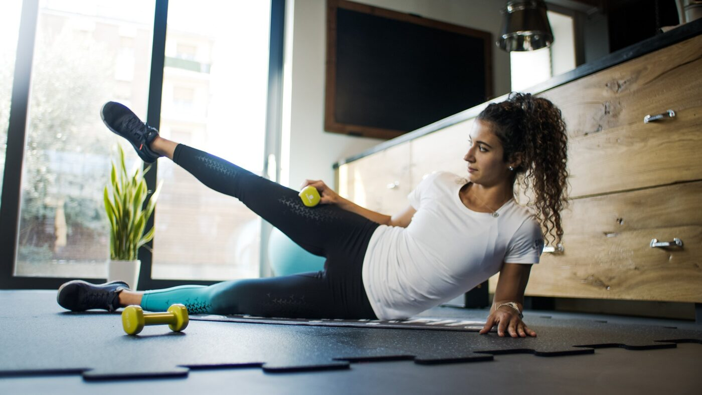 Organizzare una Home Gym in poco spazio