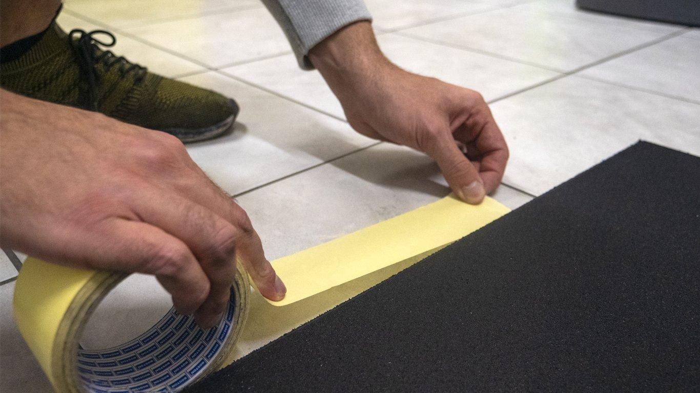 Installare pavimento